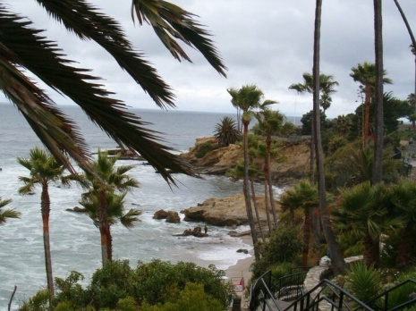 Cove on Laguna Beach