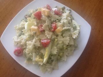 California Pea Salad